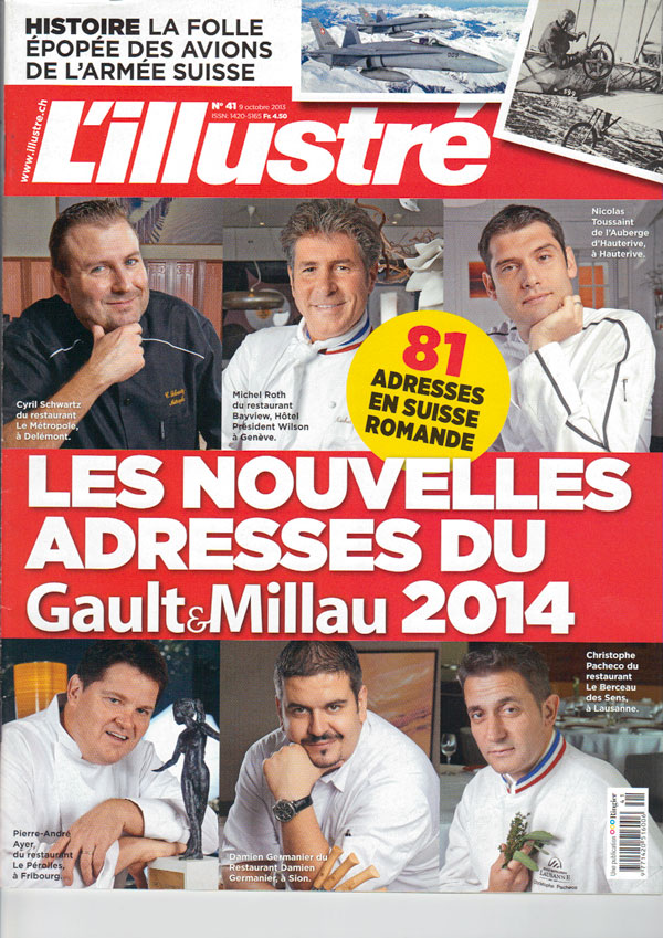 L'illustré 2013