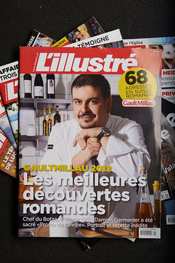 L'illustré 2012