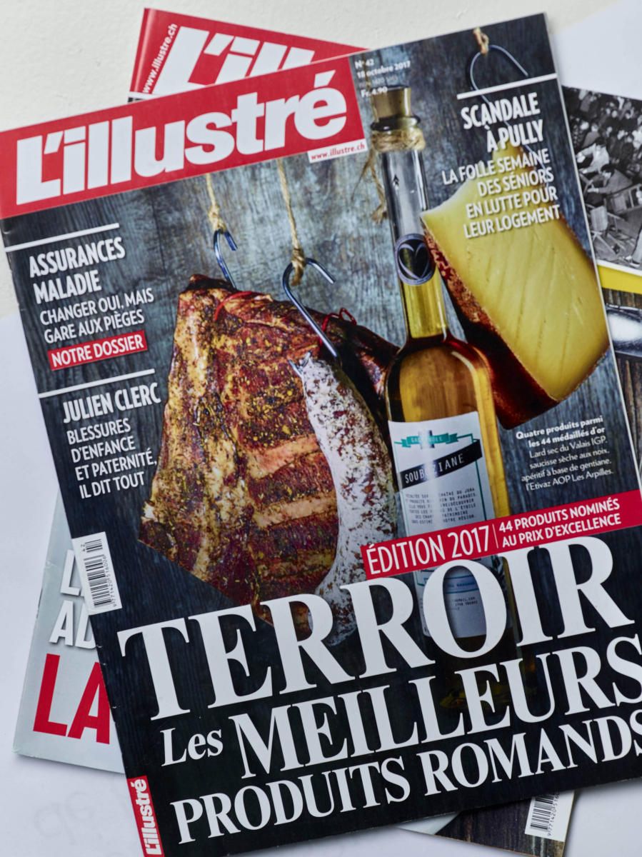 L'illustré Magazine
